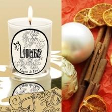 Les bougies parfumées LIOUBA